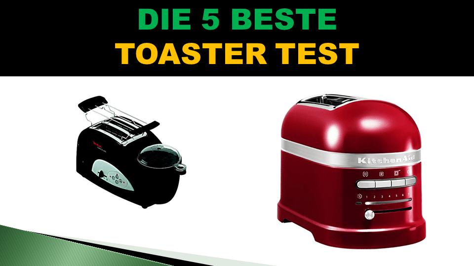 Die Besten Toaster